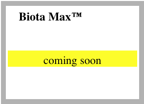 Biota Max™ BLOGS!